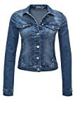 Damenjacke Blue Denim