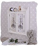 Wandregal Shabby Chic