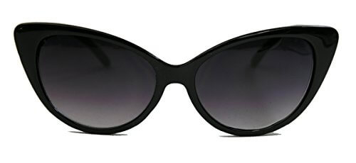 Damen Retro Sonnenbrille Cat Eye